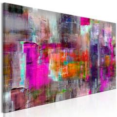Artgeist Wandbild - Im Reich der Farben