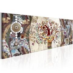 Artgeist Wandbild - Mosaic Abstract