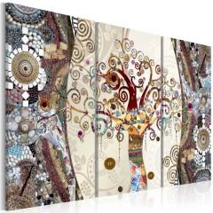 Artgeist Wandbild - Mosaic Tree
