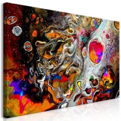 Artgeist Wandbild - Paint Universe (1 Part) Wide