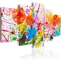 Artgeist Wandbild - Summer of Colours
