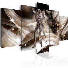 Artgeist Wandbild - Galaxy of Dance