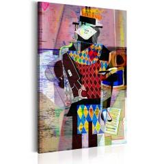 Artgeist Wandbild - Melodie der Moderne