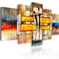 Artgeist Wandbild - Solar Tango