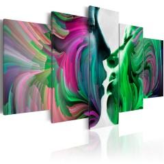 Artgeist Wandbild - Farben der Liebe