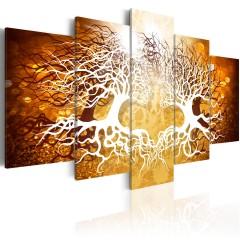 Artgeist Wandbild - Genesis of Love
