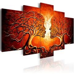 Artgeist Wandbild - Heat of Love