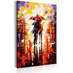 Artgeist Wandbild - Rain of Feelings