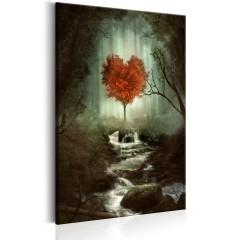 Artgeist Wandbild - Well of Love