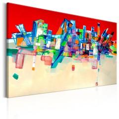 Artgeist Wandbild - Abstract Architecture