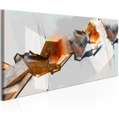 Artgeist Wandbild - Abstract Chain