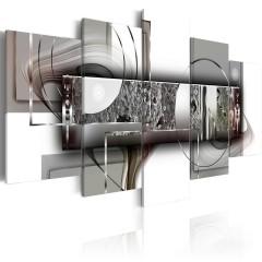 Artgeist Wandbild - Abstract Structure