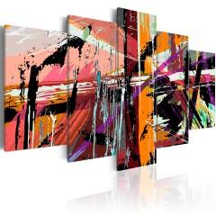 Artgeist Wandbild - Artistic Madness