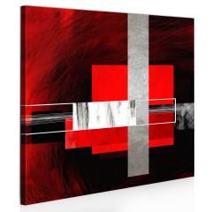 Artgeist Wandbild - Eleganz (Textur)