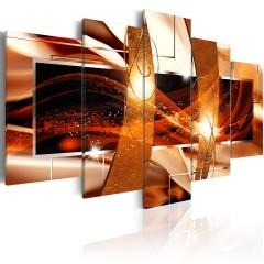 Artgeist Wandbild - Fire of Life