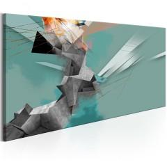 Artgeist Wandbild - Geometrical Madness