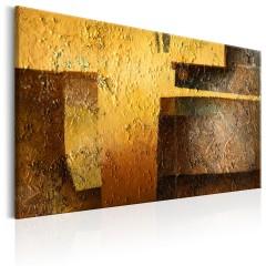 Artgeist Wandbild - Golden Modernity