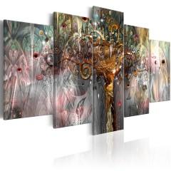 Artgeist Wandbild - Golden Tree II
