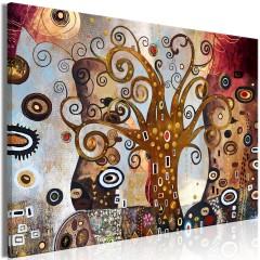 Artgeist Wandbild - Joy of Life (1 Part) Wide