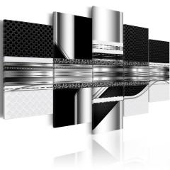 Artgeist Wandbild - Silver Cut