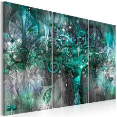 Artgeist Wandbild - Tree of the Future I