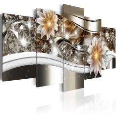 Artgeist Wandbild - Abstract art - Luminosity