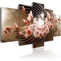 Artgeist Wandbild - Abstrakte Spiral