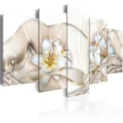 Artgeist Wandbild - Aphrodite's Flowers
