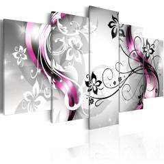 Artgeist Wandbild - Delicate elegance