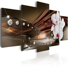 Artgeist Wandbild - Diamond glimmer