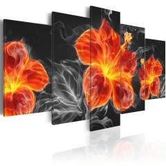 Artgeist Wandbild - Fire Lily