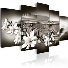Artgeist Wandbild - Flower Prospect