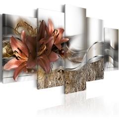 Artgeist Wandbild - Lily Marsala - abstrakte Komposition