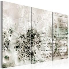 Artgeist Wandbild - Love Letter I