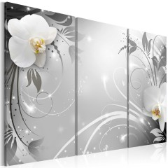 Artgeist Wandbild - Platinum waltz