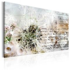 Artgeist Wandbild - Starry Dandelions