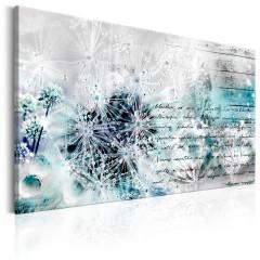 Artgeist Wandbild - Winter Stationery