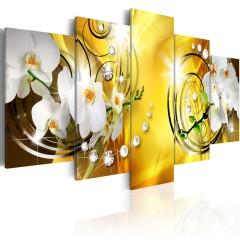 Artgeist Wandbild - Yellow Admiration