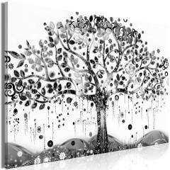 Artgeist Wandbild - Abundant Tree (1 Part) Wide