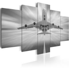 Artgeist Wandbild - Flugzeug