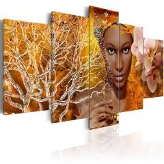 Artgeist Wandbild - Geschichten aus Afrika
