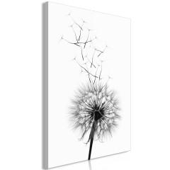 Artgeist Wandbild - Dandelion (1 Part) Vertical