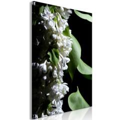 Artgeist Wandbild - Lilacs Detail (1 Part) Vertical