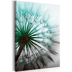 Artgeist Wandbild - Perfect Dandelion