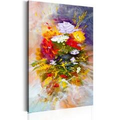 Artgeist Wandbild - August Flowers