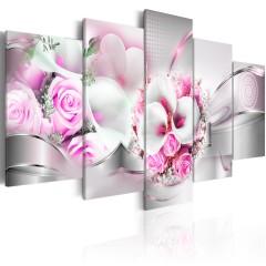 Artgeist Wandbild - Pink Marriage