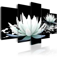 Artgeist Wandbild - Alabaster reflection