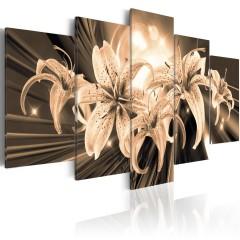 Artgeist Wandbild - Bouquet of Memories