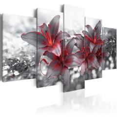 Artgeist Wandbild - Flowers of Goddess