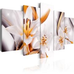 Artgeist Wandbild - Lilium regale